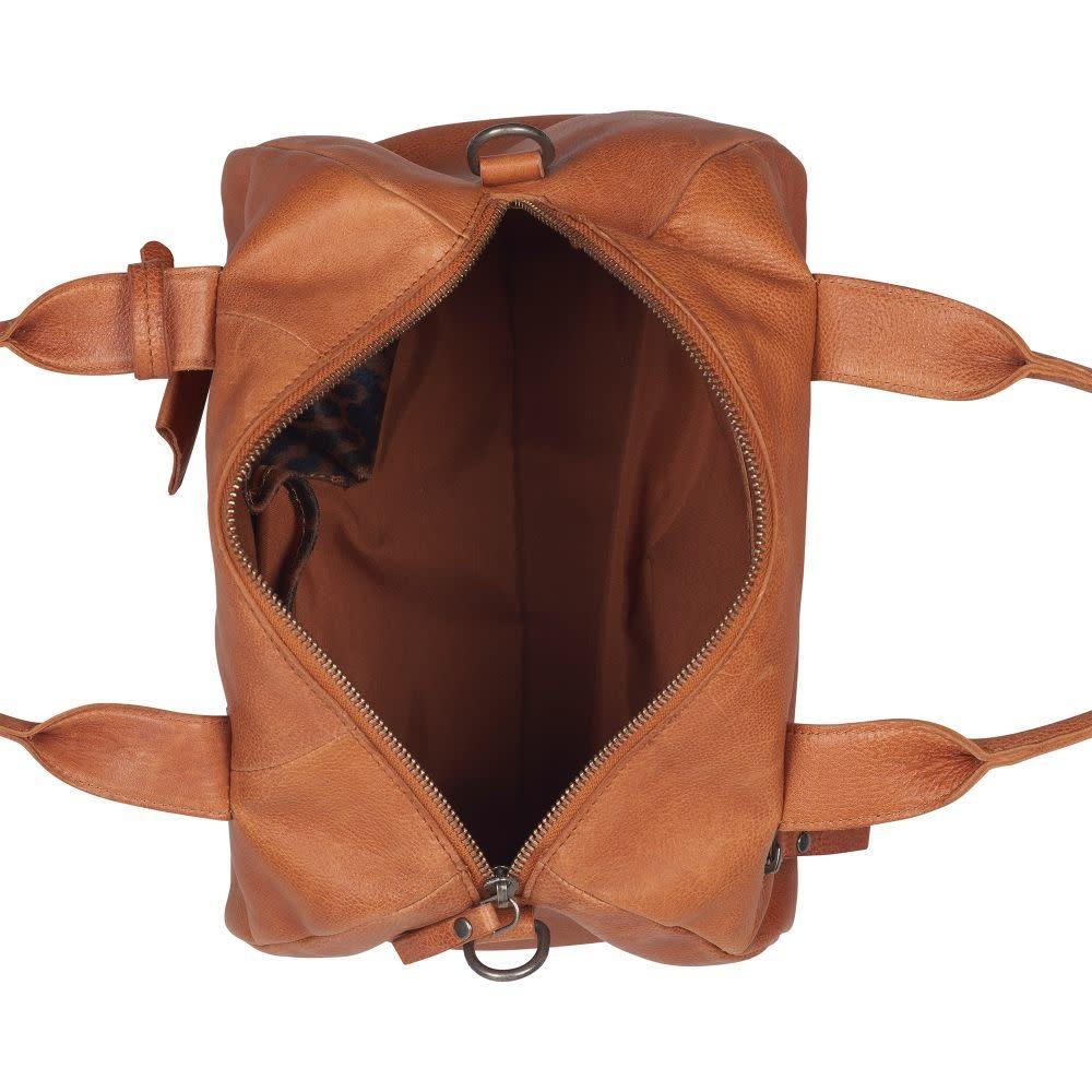 Burkely Just Jackie - Handbag S - Cognac