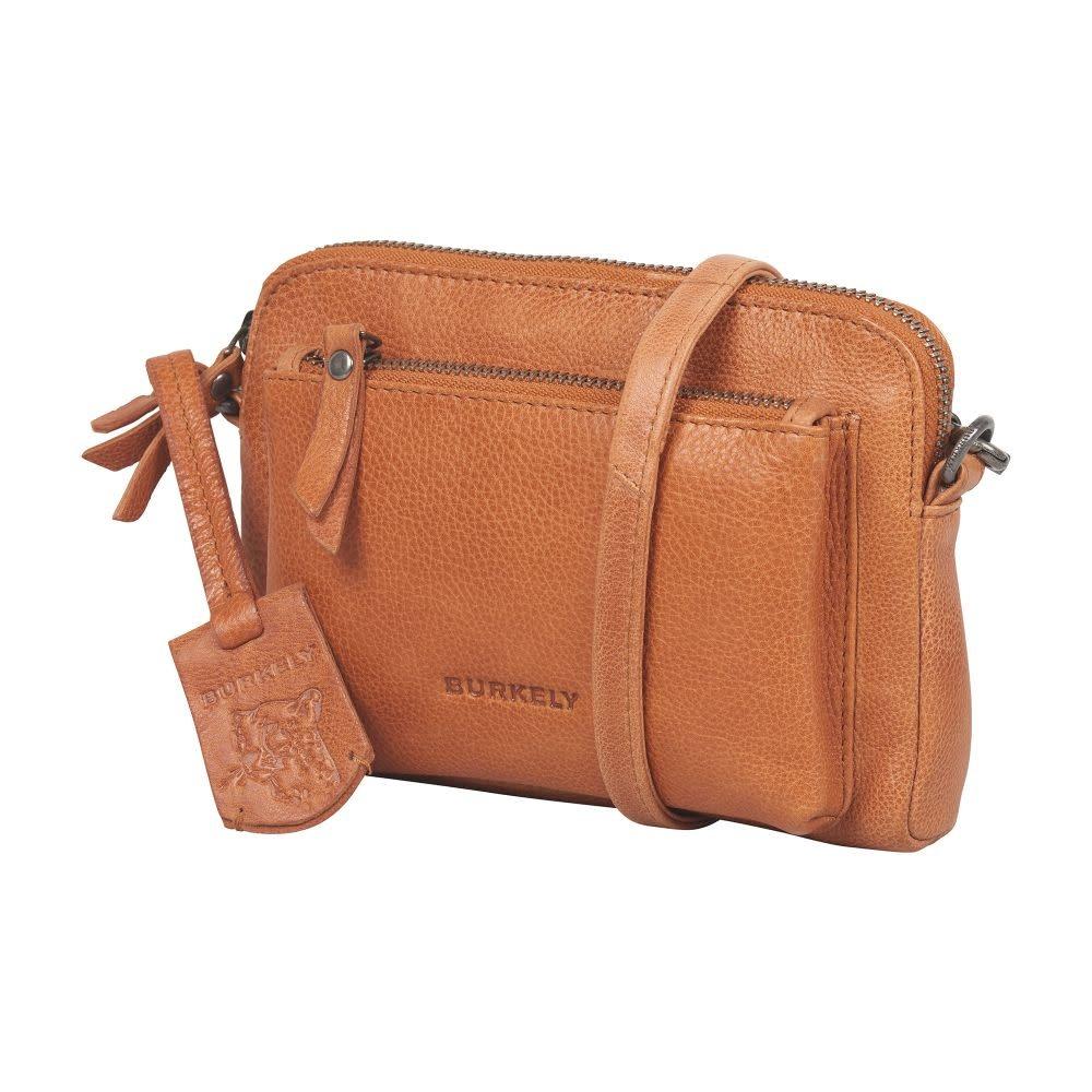 Burkely Just Jackie - Minibag - Cognac