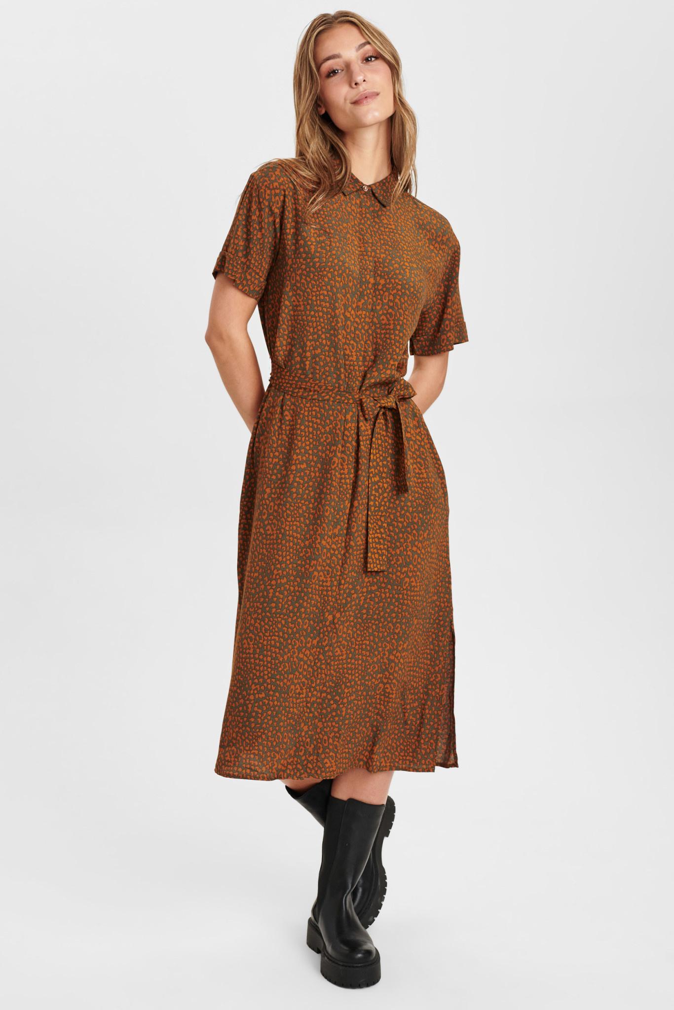Nümph Benta midi dress