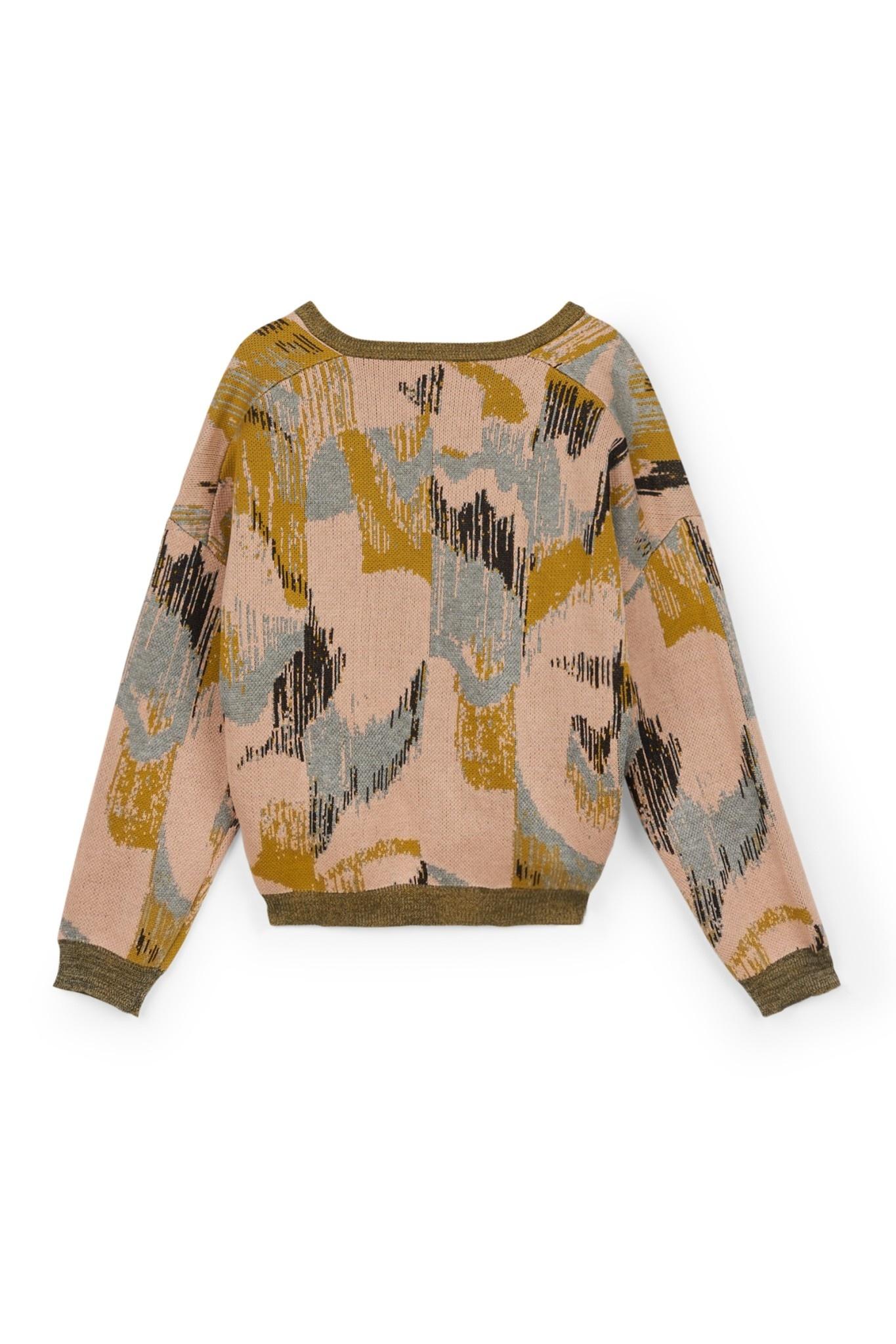 CKS Paula sweater - Kaki