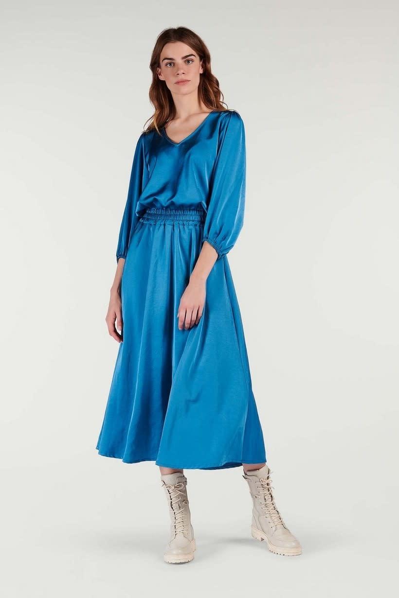 CKS Wimbledon dress - blauw