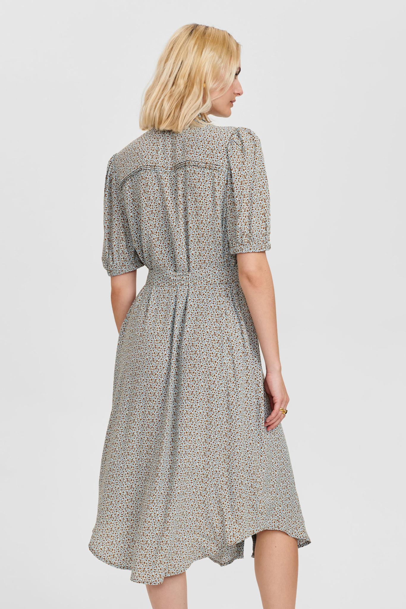 Nümph Cecelia Shirt Dress - Blauw