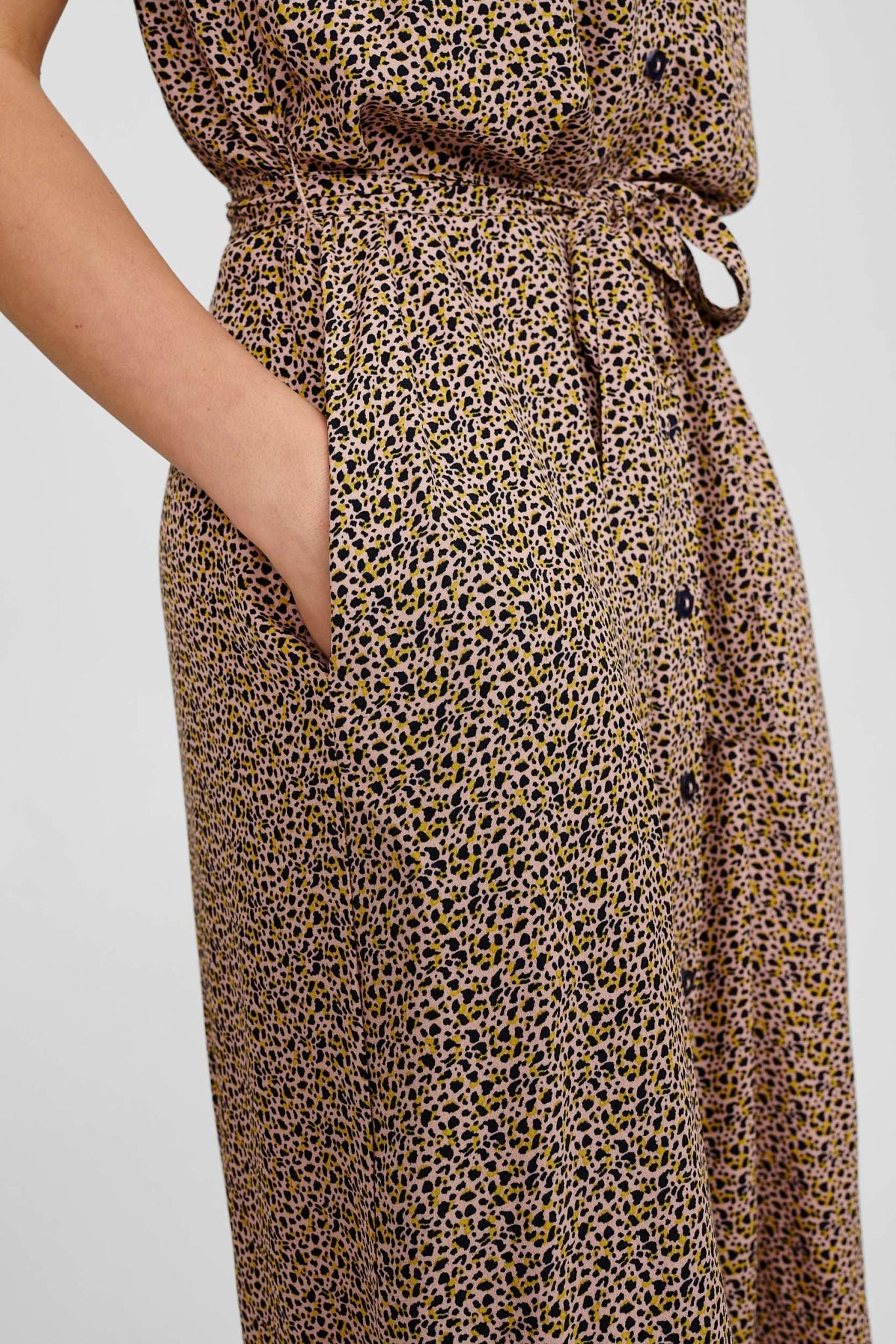 Nümph Cecelia Shirt Dress - Rose