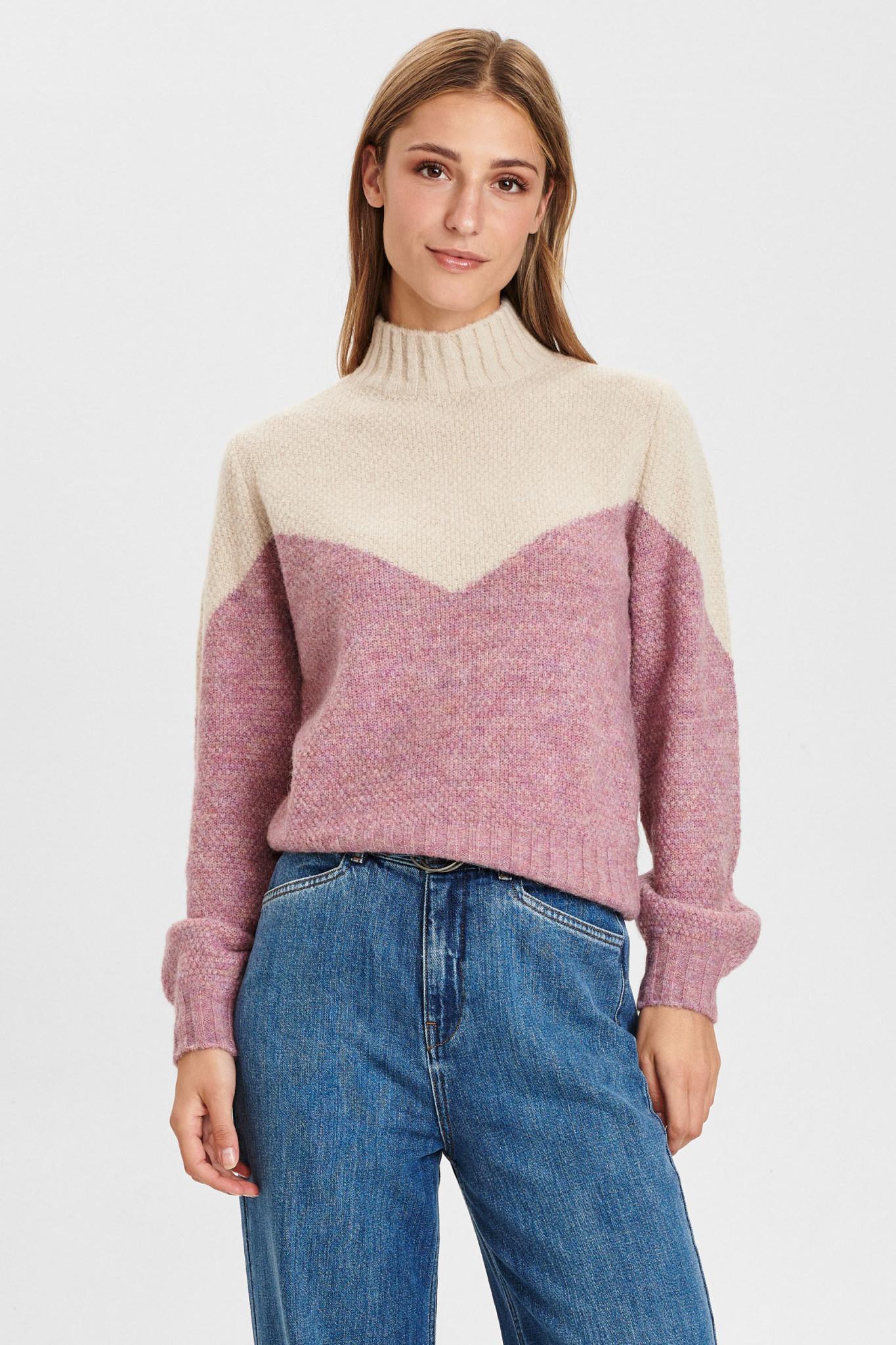 Nümph Calypso pullover LS
