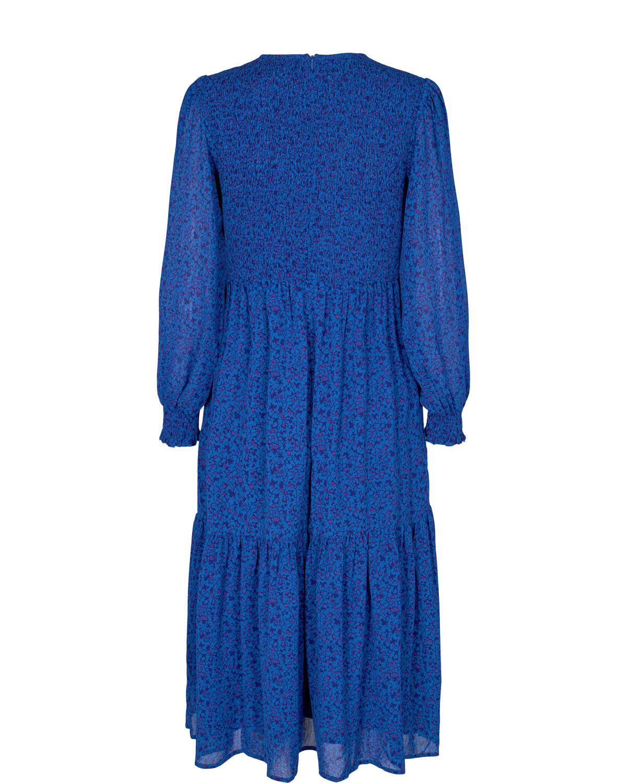 Nümph Caltum Dress - Blauw