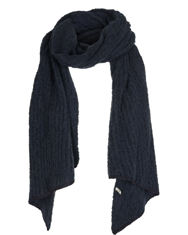 Nümph Bobbly scarf - Donkerblauw