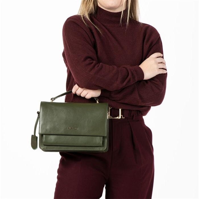 Burkely Parisian Paige - Citybag - Groen