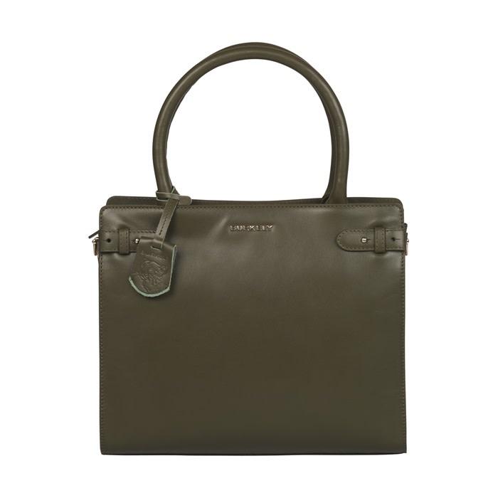 Burkely Parisian Paige - Handbag S - Groen