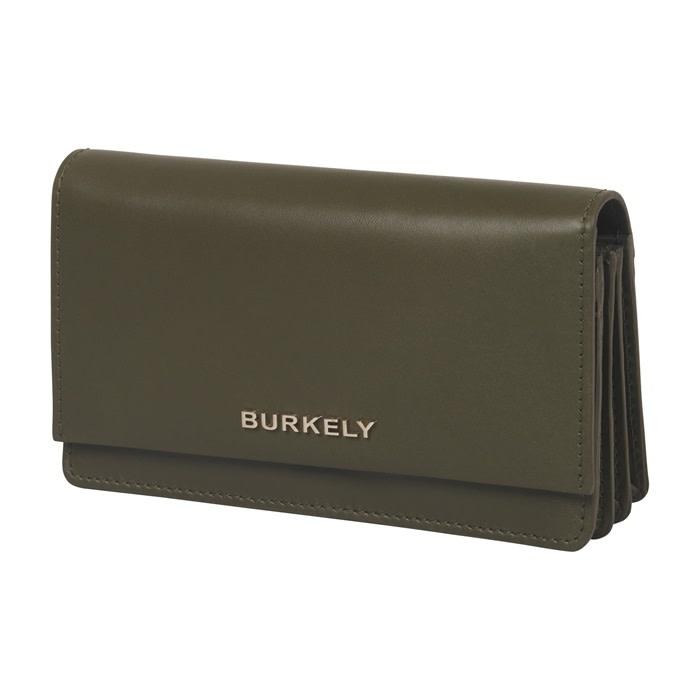 Burkely Parisian paige - Wallet L flap - Groen