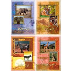 Wild Life - Reuzewenskaart