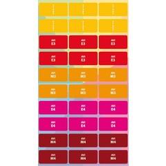 Stammetjes Avi Van 'Start T/M M4-Niveau - Stickervel