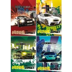 A4 Reuzewenskaarten speciale auto's