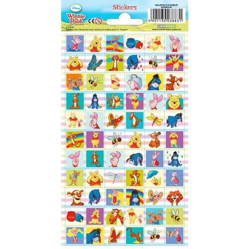 Winnie the Pooh Stickers Disney Winnie the Pooh
