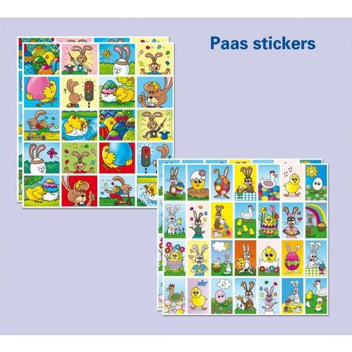 Stammetjes Paas stickers