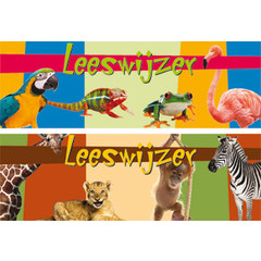 Leeswijzer dierenmotieven