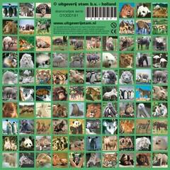Stammetjes Stickers wilde dieren