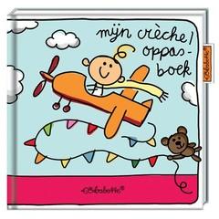 Oppasboek Babette met stickervel