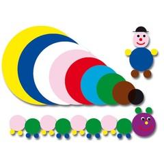 Cirkels - Plakfiguren