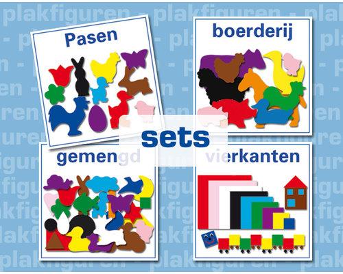 Plakfiguren (sets)