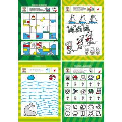 Speel-, werk- en leermap thema 'begrippen'