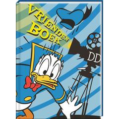 Donald Duck met Gratis Stickervel - Vriendenboekje