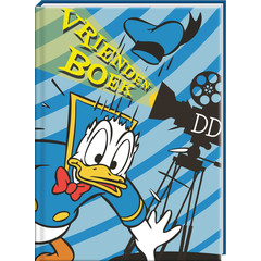 Vriendenboekje Donald Duck met GRATIS Stickervel