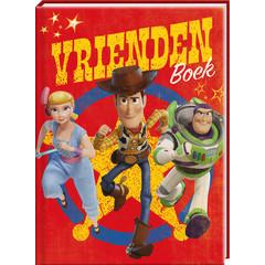 Toy Story 4 met Gratis Stickervel - Vriendenboek