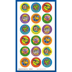 Stammetjes Stickervel leesstickers