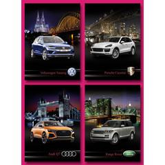 Auto's - Grote Ansichtkaart