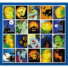 Stammetjes Halloween - Stickervel
