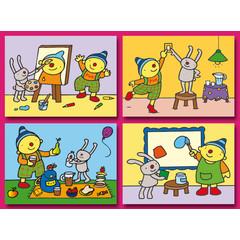 Puk - Grote Ansichtkaarten