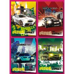 A5 Grote kaarten 'bijzondere' auto's