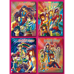 Knight Stars - Grote Ansichtkaarten