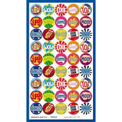 Stammetjes Kreten (Nl) - Stickervel