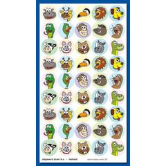 Stammetjes Fantasie Dieren - Stickervel