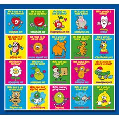 Stammetjes Mopjes - Stickervel