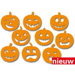 Plakfiguren Halloween