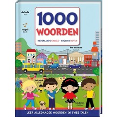 1000 woorden + gratis stickervel