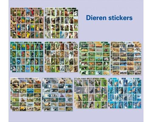 Stickerpakketten