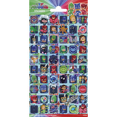Stickervel PJ Masks