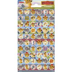 Disney Stickervel Lion King