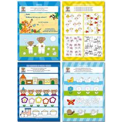 Speel-, werk- en leermap (1a) 4 en 5 jarigen