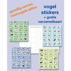 Stickers vogels