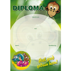 Diploma 1052 jungle