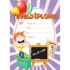 Diploma 1065 tafeldiploma