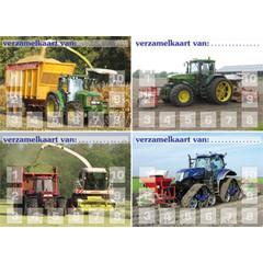 Verzamelkaarten Landbouw