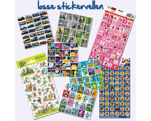 Stickers los per vel