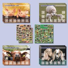 Beloningspakket boerderijdieren