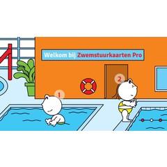 Digitale zwemstuurkaarten voor pro's én ouders