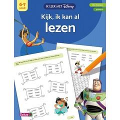 Disney Ik leer met - Kijk, ik kan al lezen (6-7 j.)